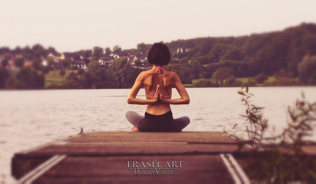 Meditation als Workout für den Geist